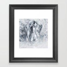 Pretty Storm Framed Art Print