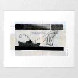 War No. 1 Art Print