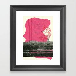 c´est la vie en paris Framed Art Print