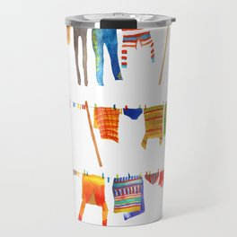 Laundry Travel Mug
