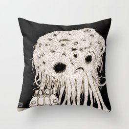 A nice ride Throw Pillow