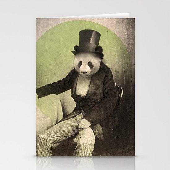 Proper Panda Stationery Cards