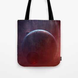 Cosmic Multiplicity Tote Bag