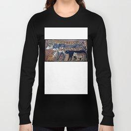 Big cats of Costa Rica Long Sleeve T-shirt