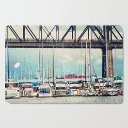 Tacoma Boats Cutting Board