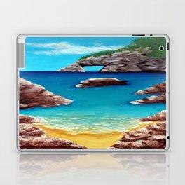cala Goloritzé Laptop & iPad Skin