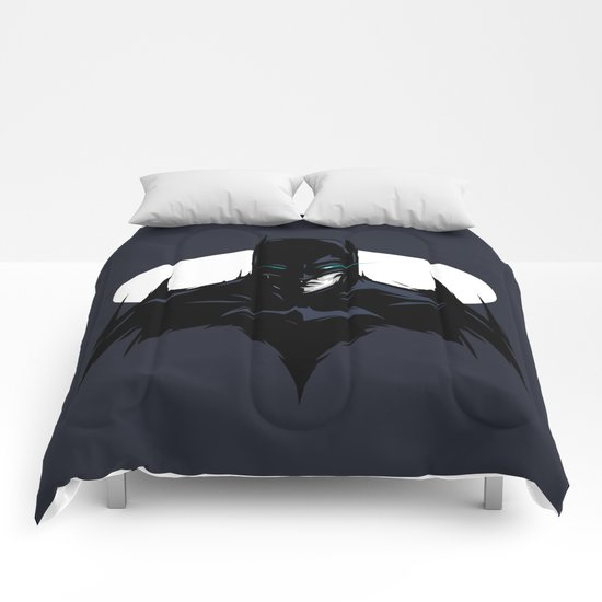 Caped Crusader Comforters