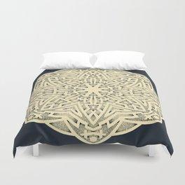 Mandala 4 Duvet Cover