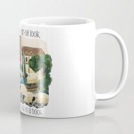 Belle - Beauty and the Beast Coffee Mug