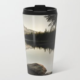 Trillium Mornings Metal Travel Mug