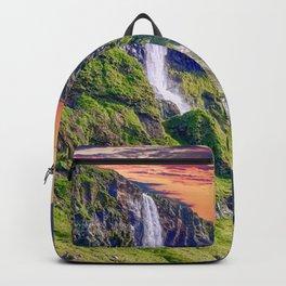 Downward Flow Backpack