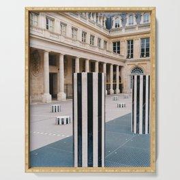 Palais Royal II Serving Tray