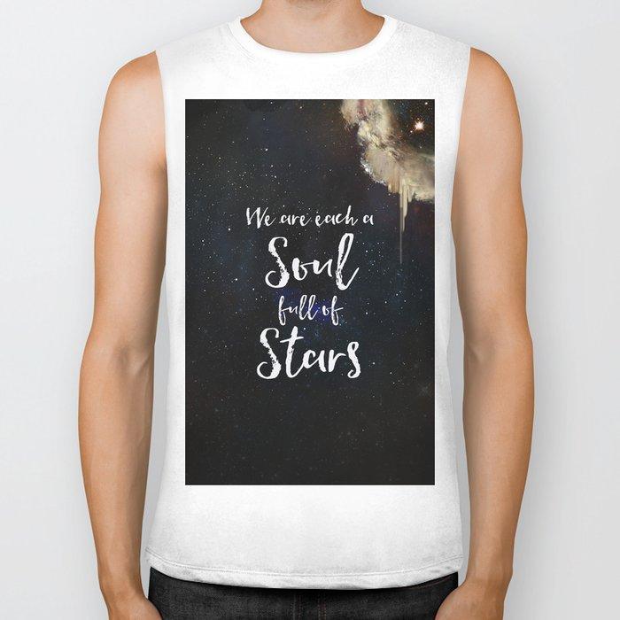 Soul Full of Stars Biker Tank