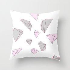 Diamond 2 Throw Pillow