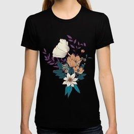 Botanical pattern 008 T-shirt