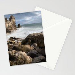 Little Corona Del Mar Beach Stationery Cards