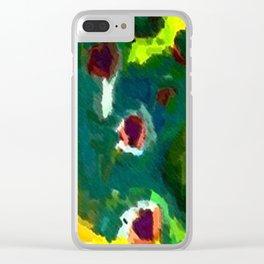 Trout Skin Clear iPhone Case