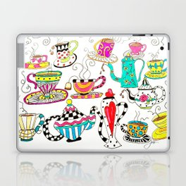 Coffee or Tea? Laptop & iPad Skin