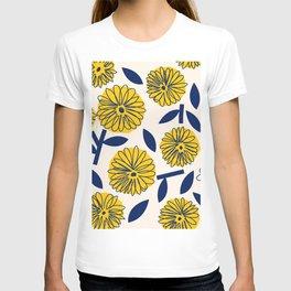 Floral_blossom T-shirt