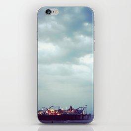 Casino Pier iPhone Skin