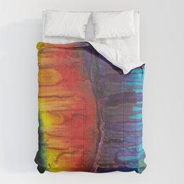 Rainbow Crescendo Comforters