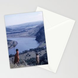 Vintage South African Landscape and People Stationery Cards