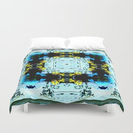 Many Fish In The Sea  Duvet Cover