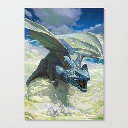 Sulfren Canvas Print