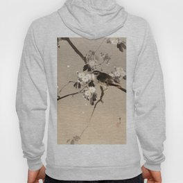 Birds on a Flowering Branch Hoody