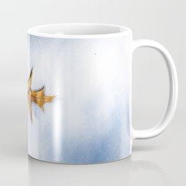 Alone Leaf Coffee Mug