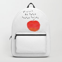Positive Quotes from A Happy Apple Backpack
