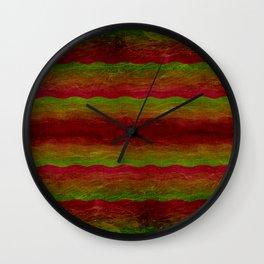 Vintage Color Wall Clock