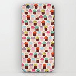 Cute Cupcakes iPhone Skin