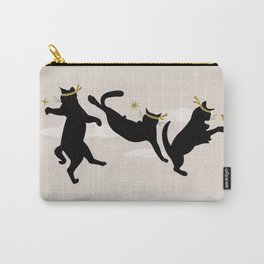 Ninja Cats I. Carry-All Pouch
