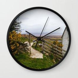Ireland 79 Wall Clock