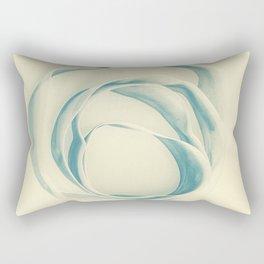 Abstract forms Rectangular Pillow