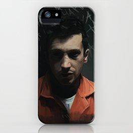 Tyler Joseph as Joker. iPhone Case