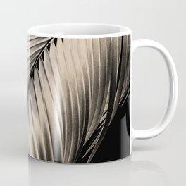 Palm Leaf Dream #1 #tropical #decor #art #society6 Coffee Mug