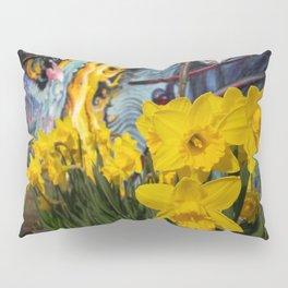 Shoreditch Daffs Pillow Sham