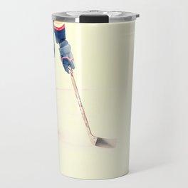 The Sport Of Hockey Travel Mug