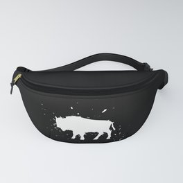 Bison (Buffalo) - Graphic Fashion Fanny Pack