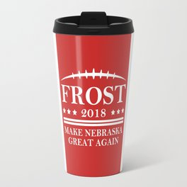 Make Nebraska Great Again Travel Mug