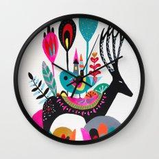 Move house Wall Clock