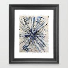 Divine Light Framed Art Print