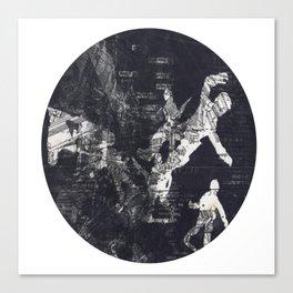 World war Zero Canvas Print