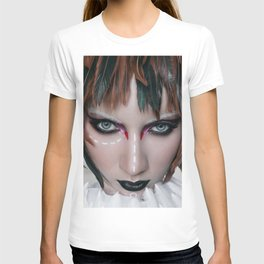 bird girl T-shirt