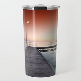 Summers Night Travel Mug