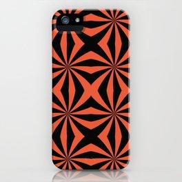 Pinwheel X iPhone Case