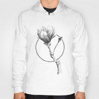 magnolia Hoodies featuring Magnolia by Sunali Narshai