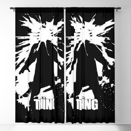 The Thing - John Carpenter Blackout Curtain